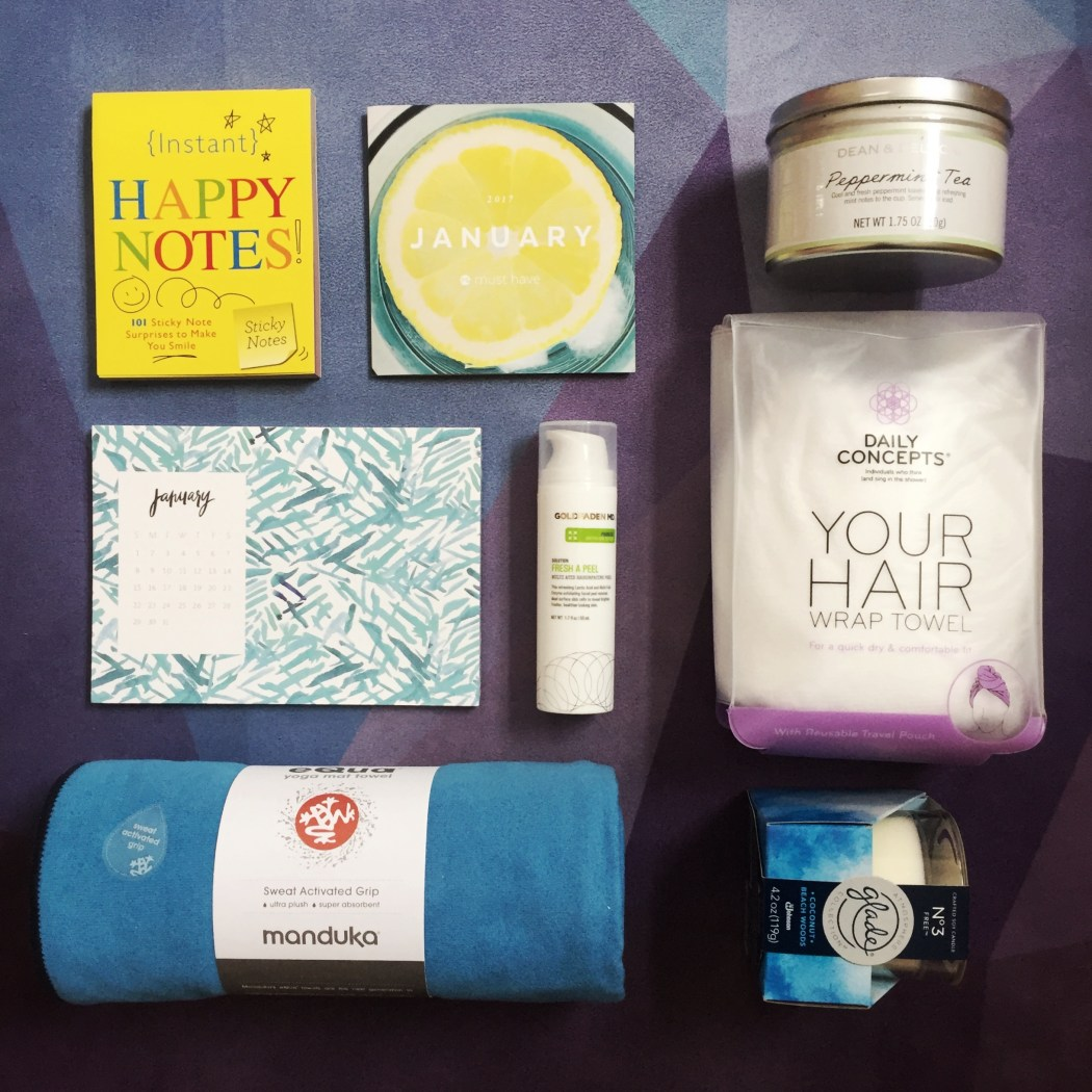 POPSUGAR January Must Have Box