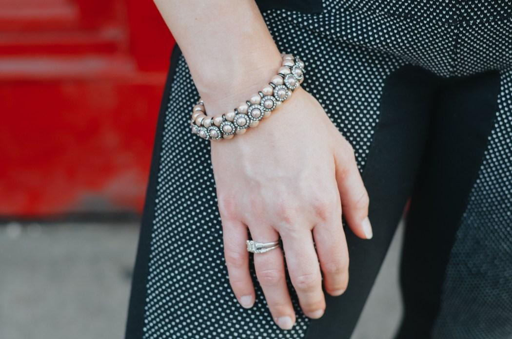 Carolee Jewelry Queen of Gems Bracelet
