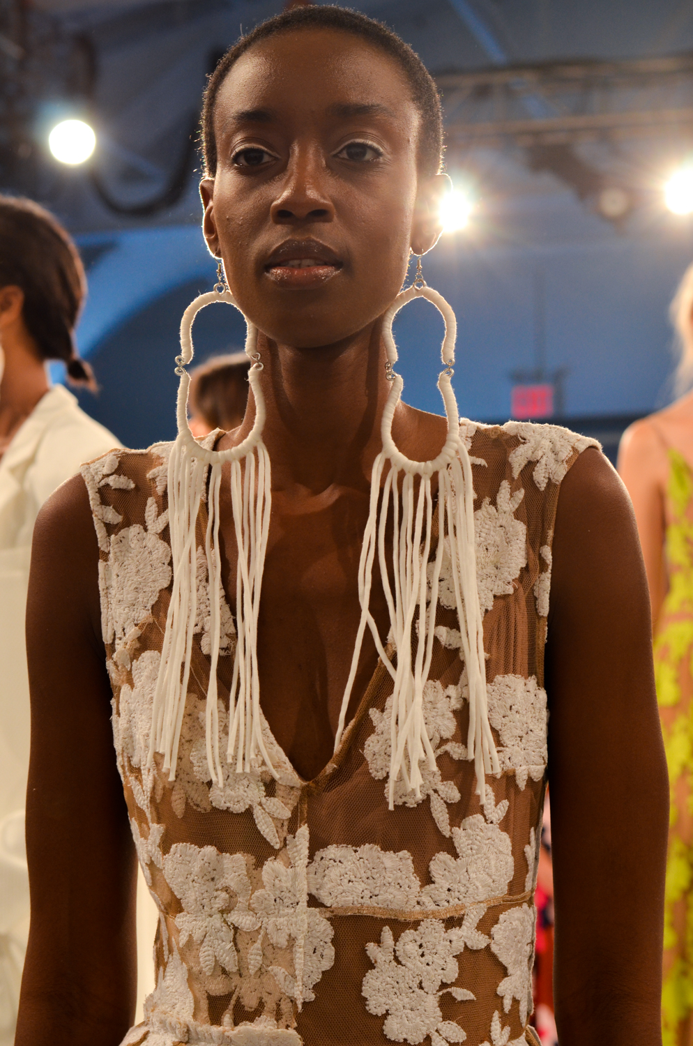 Tracy Reese Spring 2018 Presentation at New York Fashion Week