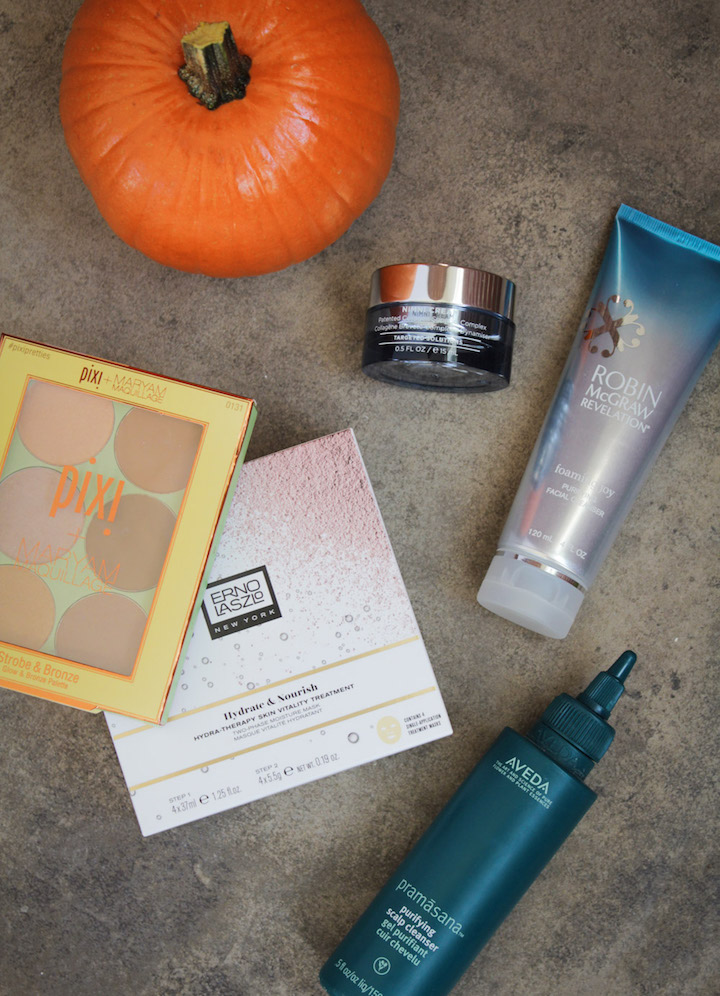 Fall Beauty Essentials for Cold Weather