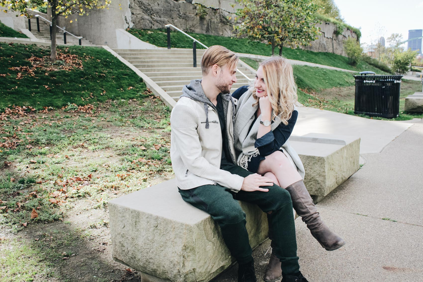 In this post, we're sharing how our planned out day went all wrong and then turned into an unexpected escape. It also includes some fall outfit inspiration!
