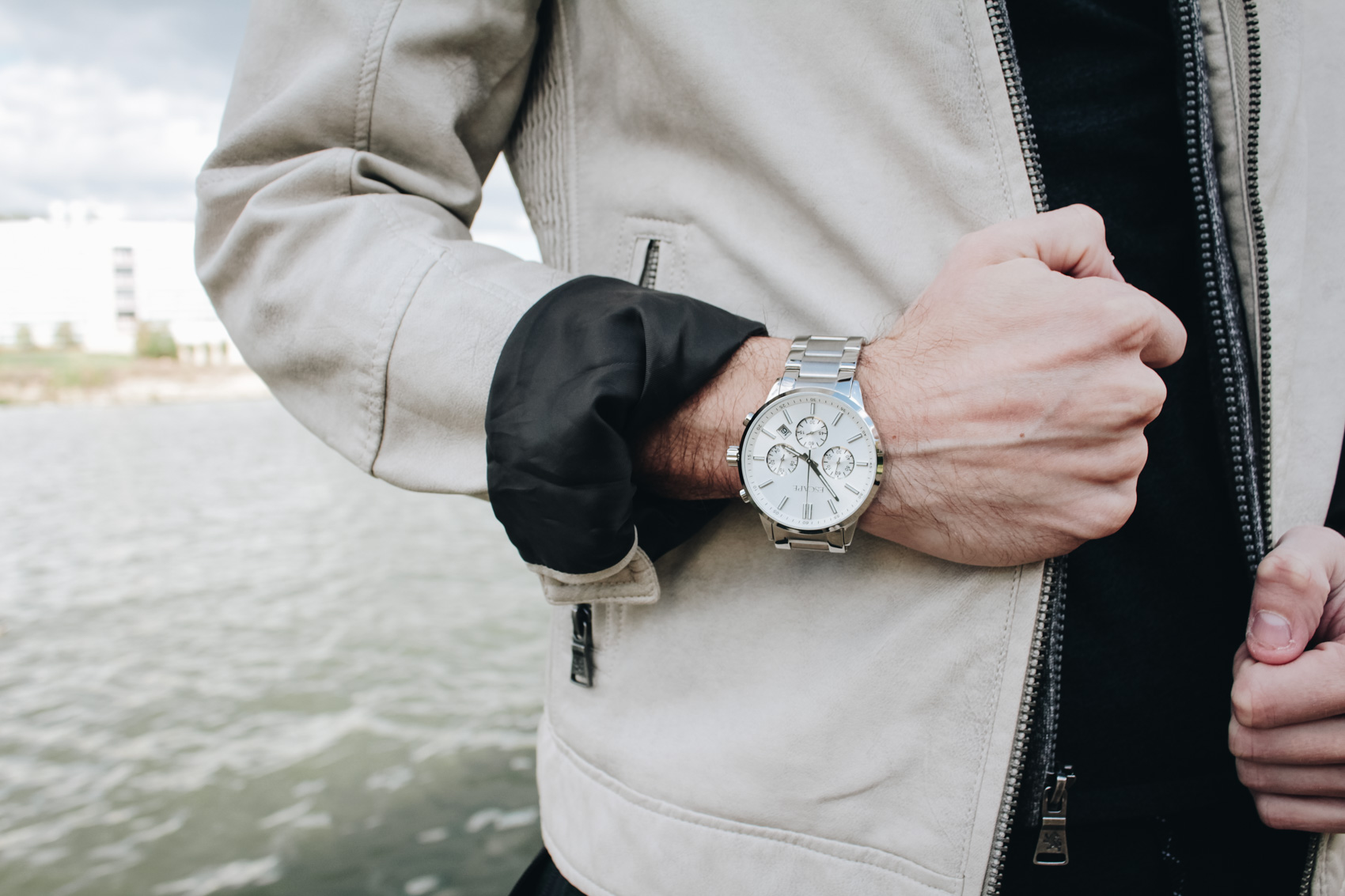 Men's watch from Escape Watches