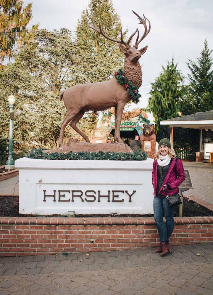 He Said, She Said: Sweet Memories at Hersheypark