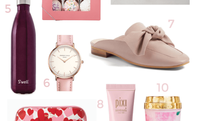 Valentine S Day Gifts For Her Under 100 The Gem