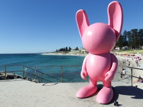Sculptures by the Sea, Cottesloe Beach, Perth