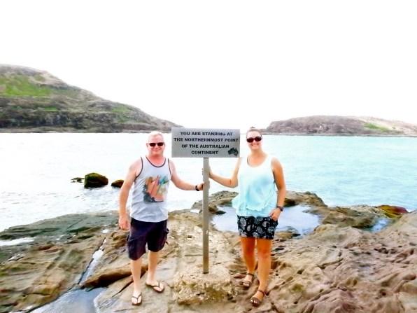 Craig & Emma at the Top
