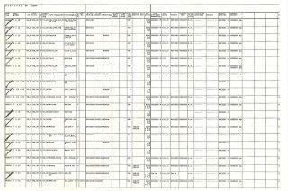 BBS RD wheels list - p.1