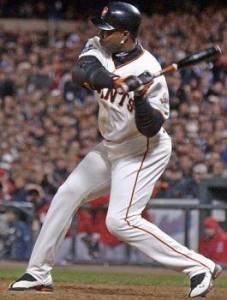 Baseball Hitting Tips: Barry Bonds Getting Shorter