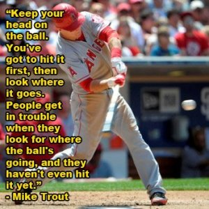 Mike Trout: 3 Reasons Why Consistency Won't Improve