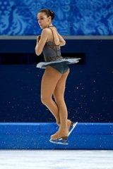 delina Sotnikova 2014 Winter Olympics