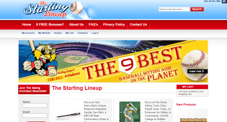 Baseball Training Equipment for Hitters: The Starting Lineup Store