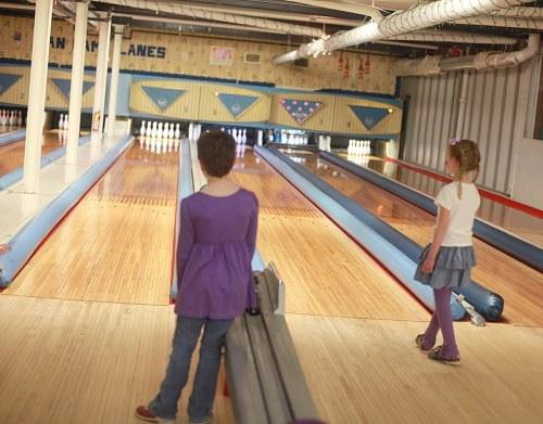 Bowling Bumpers: Principles to Human Movement
