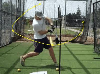 Baseball Hitting Drills for Little League: Bat Path