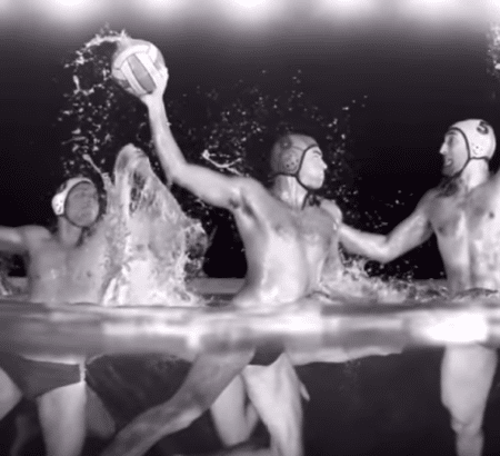 Water Polo Throw