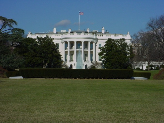 White House: Headquarters of the Kakistocracy, AKA The Worst People Possible To Run The Government.