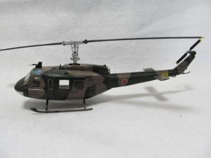1/72 UH-1H ハセガワ   ひつじ模型製作所