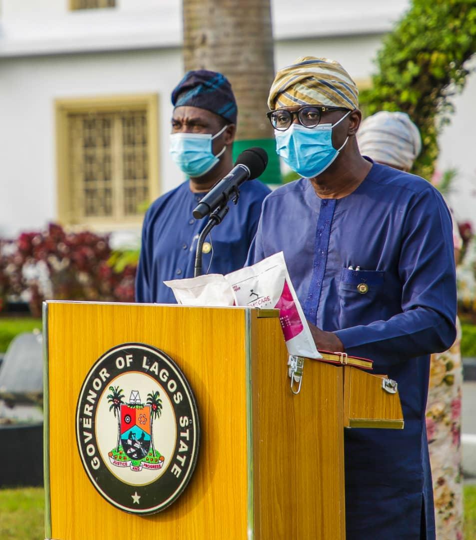 Lagos schools to reopen September 14 – Sanwo-Olu
