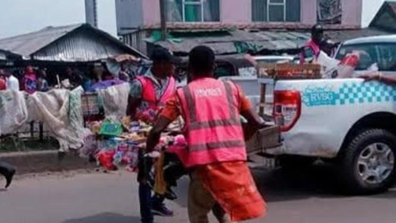 Rivers State Task Force on Street Trading, Illegal Markets and Motor Parks