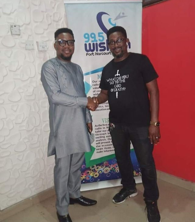 Kofi Bartels joins another radio station after Nigeria Info exit