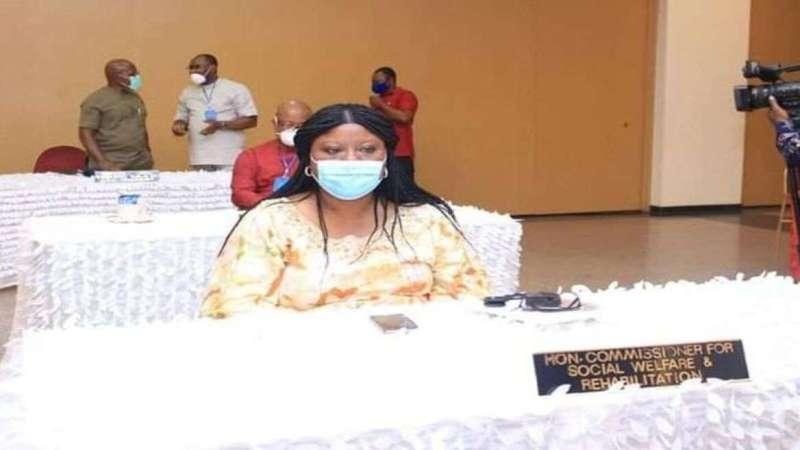 Mrs. Inime Aguma