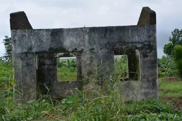 RSG pledges to rebuild abandoned Umuagbai police station