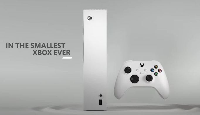Smallest Xbox ever