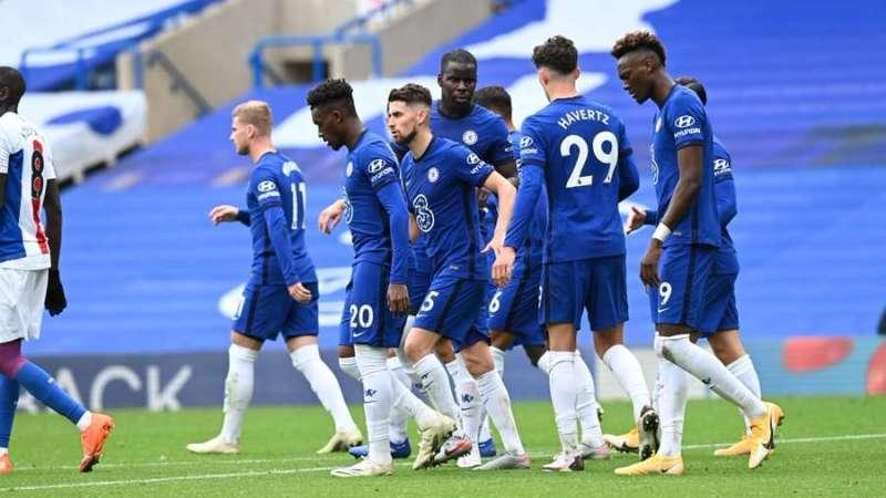 Chelsea hammer Crystal Palace 4-0