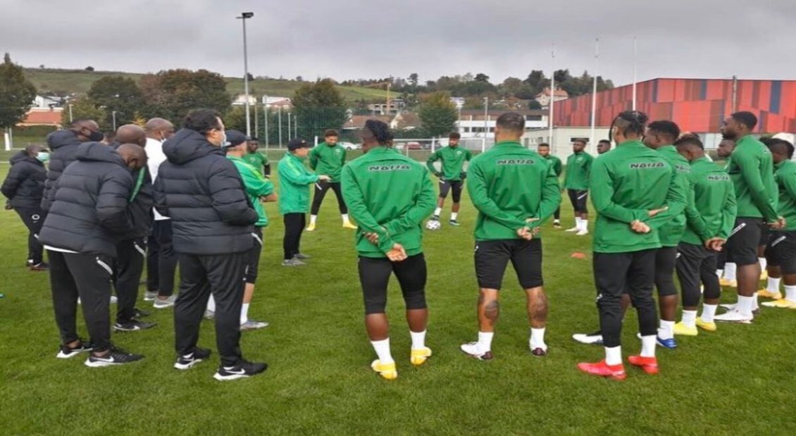 No Super Eagles player tested positive to Coronavirus says NFF