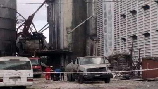 Explosion rocks Port Harcourt Floor Mills