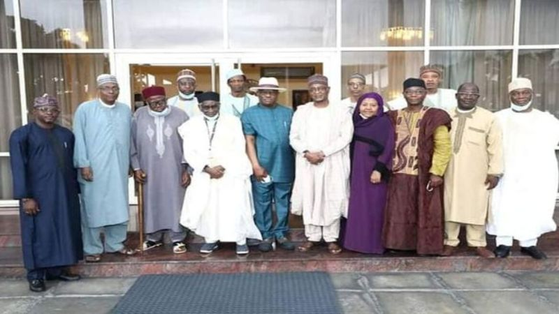 Nigeria is suffering from Leadership Pandemic says Northern Elders Forum