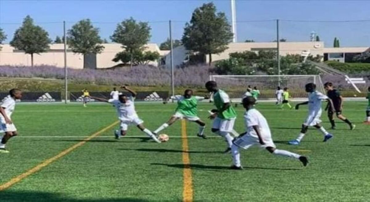 Rivers: Real Madrid Football Academy kicks off admission of students