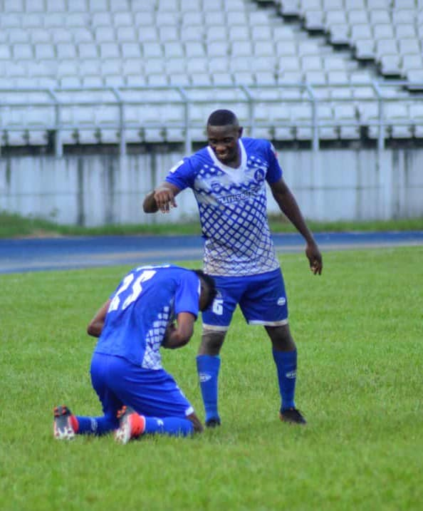 Malachi Ohawume dedicates goal to late Father