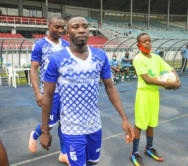We'll get 3 points against Kwara United says Rivers United wingback
