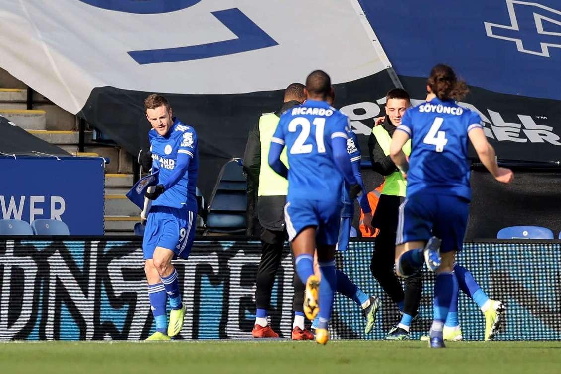 Premier League: Leicester City 3-1 Liverpool