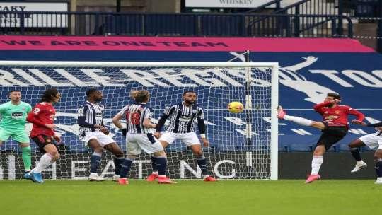 Premier League: West Brom 1-1 Manchester United | Hitvibz