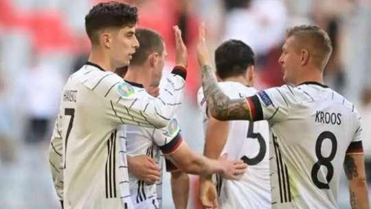 Euro 2020: Portugal 2-4 Germany, Kai Havertz makes history