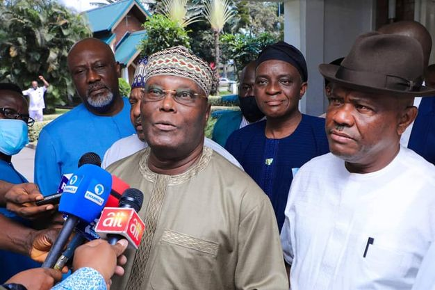 Nigerians are waiting for PDP to take over power in 2023 says Atiku | Hitvibz