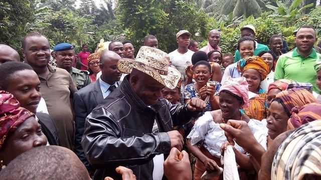 Poor widow receives free house from OPM Pastor in Abia state