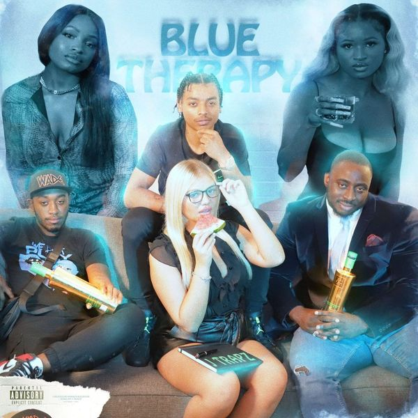Jtrapz – Blue Therapy [New Music]