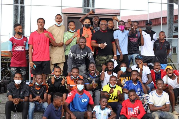 OPM Pastor overseas football talent hunt, send talented footballers abroad for trial | Hitvibz