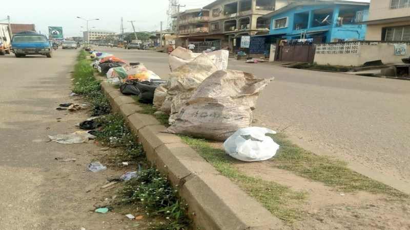 RIWAMA set up task force to monitor ban on dumping of wastes on median of road