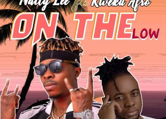 DOWNLOAD MP3:Natty Lee – On the Low ft. Kweku Afro