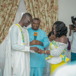 Celebrity Blogger Ameyaw Debrah Gets Engaged | PHOTOS