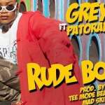 Listen + Watch: Greyc Feat Patoranking — Rude Boy (Prod By Tee More Beatz & Mad Skill)