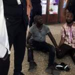 Two Nigeriens suspected to be robbers in police grips