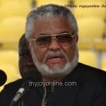 Akufo-Addo's address on military agreement was hard but timely, important – Rawlings