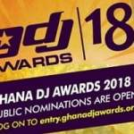 2018 Ghana DJ Awards: Full List Of Nominees