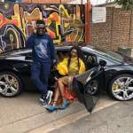 Is Wendy Shay Dating Bullet?   WATCH