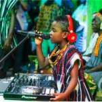DJ Switch Campaigning To Be Entertainment Prefect