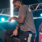 Medikal Shares Money & Food On The Streets Of Nima | WATCH